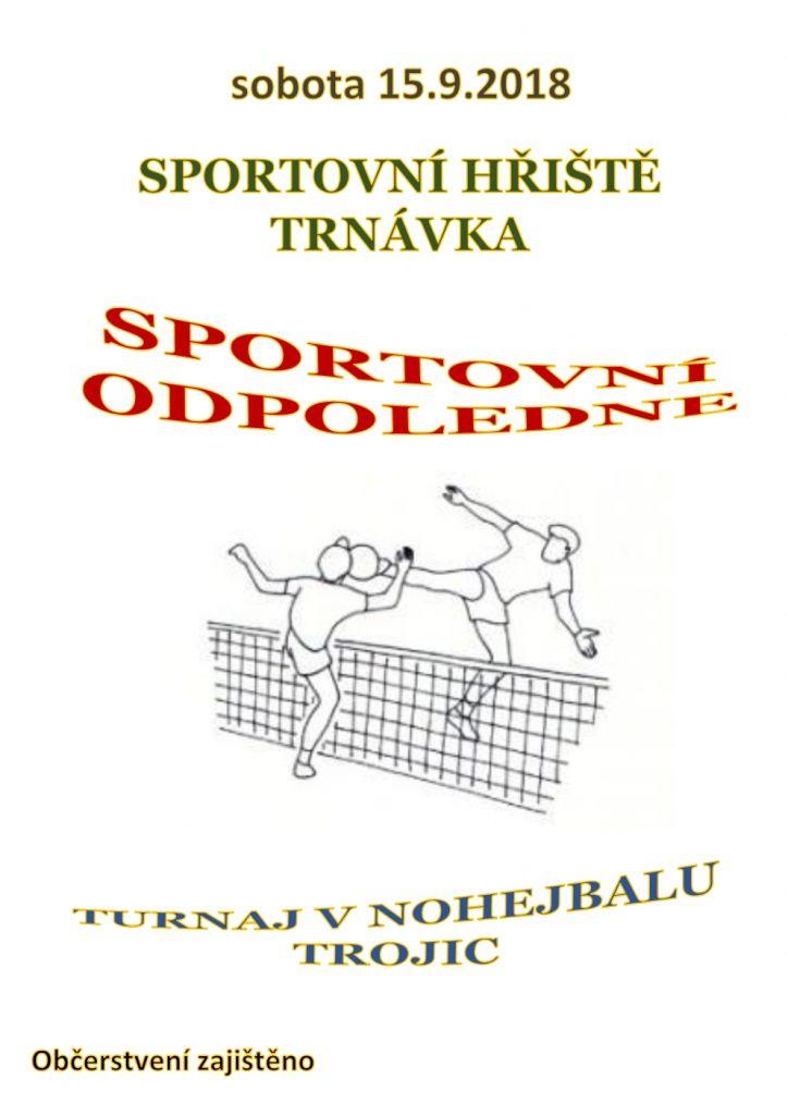 Sportovní odpoledne 1