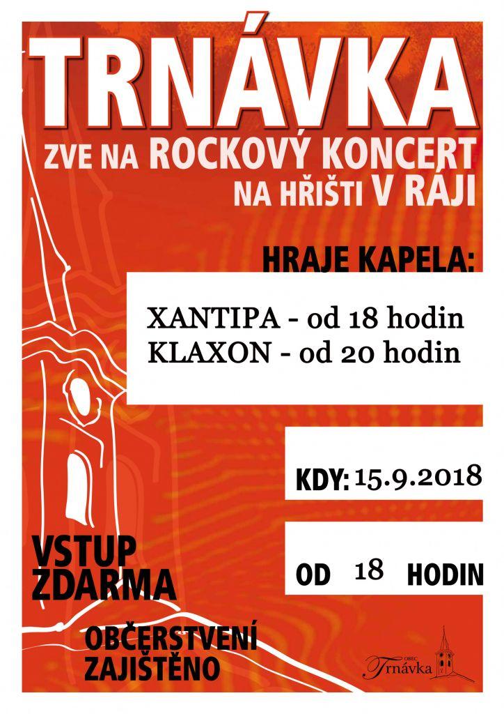 Rockový večer 1